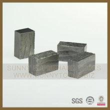 Segmento al por mayor del diamante de China para el mármol, granito, piedra