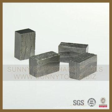 Großhandels-China-Diamant-Segment für Marmor, Granit, Stein