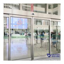 Chinese factory S5M belt design automatic glass sliding  door opener automatic door