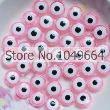 Wholesale Resin Evil Eye Spacer Loose Beads
