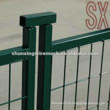 ISO 9001 Certified Temporary Fence Vedação removível Vedação temporária
