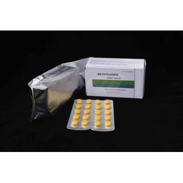 Methyldopa Tablet BP/USP 250MG