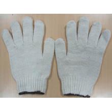 60g natürliche weiße Handschuh Handschuh Liner Baumwolle