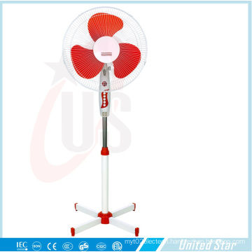 16 Inch Hot Sell Cross Base South America Stand Fan