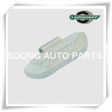 Grampo da ligação (PB) em pesos da roda para a roda da liga, tipo universal, qualidade super