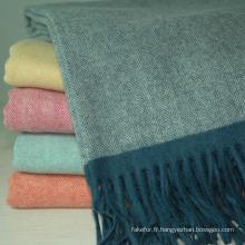 Jet de laine Herringbone Wt-1405011