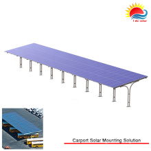 Customized PV Solar Panel Ground Mounting Structure System (SY0376)