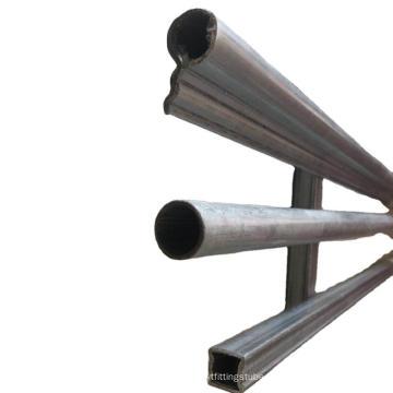 16*16 pre-galvanized steel tubing for intermediate bulk container steel frame Steel Tube for IBC