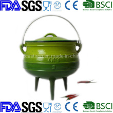 Healthy BSCI LFGB FDA Approved, Cast Iron Vegetable Oil Nonstick Cast Iron Outdoor Camping
