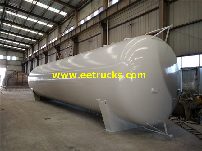 100m3 Bulk LPG Storage Gas Tanks
