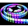 Ventas calientes no impermeable SMD 5050 RGB Luz de cinta de tira de LED