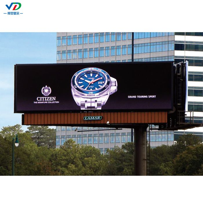Waterproof Led Screens High Brightness Led Video Wall For Sign Billboard