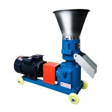 Small household pellet feed machine granulator