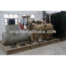 Precio generador diesel 800kw en la ciudad de foshan de guangzhou