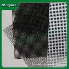 Red de revestimiento de acero inoxidable con mosquitera de 11 mesh para ventana de aluminio