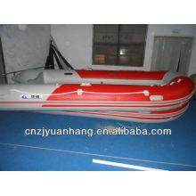 Große marine aufblasbare Geschwindigkeit Motorboot 430