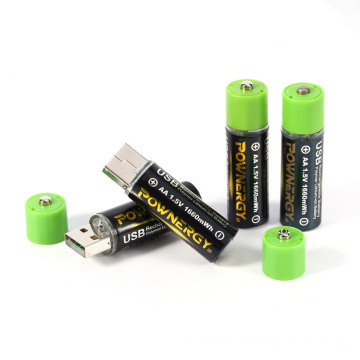 1,5 V AA Lithium-Ionen-Batteriesystem