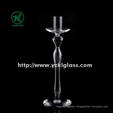 Glass Candle Holders for Home Decoration by SGS