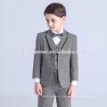2017 new fashion sping and autumn wear boy clothing set korea style wedding dress for boy