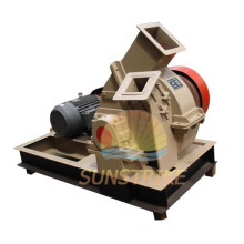 1ton/Hour Disc Wood Chipper with Good Quality