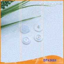 Bouton Snap plastique pour manteau de pluie, vêtements pour bébés ou papeterie BP4368