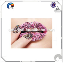 Cosmetic Personalized temporary lips tattoo sticker