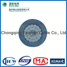 Professional Factory Supply!! High Purity american acsr messenger duplex aerial bundle cable