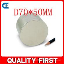 Hecho en China Fabricante y fábrica $ Proveedor Alta calidad Gran imán personalizado