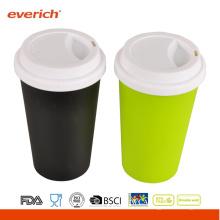 Everich 2016 neues Produkt Kundenspezifisches Logo Gedrucktes SS Kaffeetrommel
