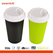 Everich 2016 new product Custom Logo Printed SS Coffee Tumbler
