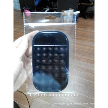 Nuevos artilugios china EX-fábrica precio pu gel almohadilla antideslizante para teléfono móvil