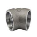 Industrial Grade Stainless Steel Socket Elbows