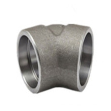 Industrial Grade Stainless Steel Socket Elbows