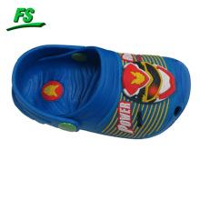 nouvelle impression mignon chaussures de jardin pour les enfants