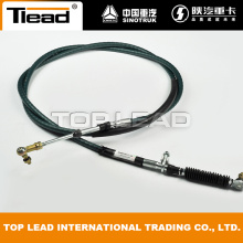 Sinotruk HOWO alat ganti Gear Shift Cable WG9725240008