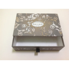 Drawer Box with Ribbon Handle / Paper Drawer Box with Handle