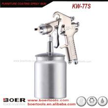 Furniture Coating Spray Gun High Pressure Spray Gun W77S
