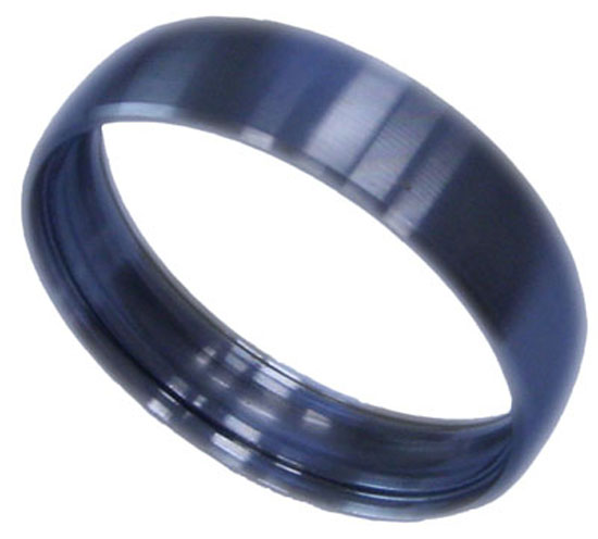 Insert bearing rings with housing