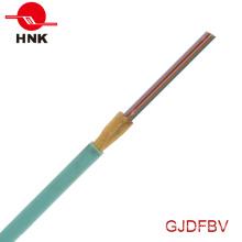 2-12 Cores Flat Ribbon Fiber Optic Cable (GJDFBV)