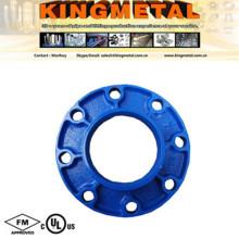 FM/UL Ductile Cast Iron Quick Flange Adapter