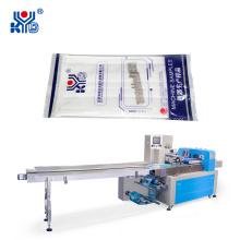 Máquina automática para fazer embalagens de travesseiros