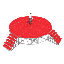 24m * 12m * 12m Aluminiumbinder-Struktur für Unternehmens- und Ereignis-Stadien
