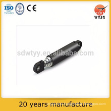 High quality telescopic hydraulic cylinder for kinds of uses