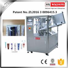 Высокая точность ручной косметика зубная паста крем лосьон жидкое мягкие Завалка пробки и машина запечатывания с CE