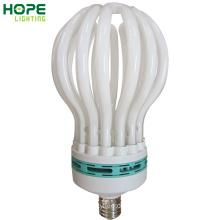 8u 200W Lotus Energiesparlampe