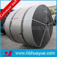 Desgaste resistente, fogo do núcleo inteiro - correia transportadora retardadora do PVC / Pvg
