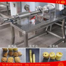 Máquina automática de descascamento de frutas Decare Peeler de abacaxi