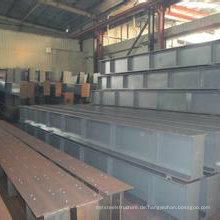 Stahlträger für Gerüste
