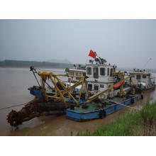 Sand and gravel slurry pump