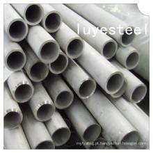 2507 tubo de aço inoxidável de aço frente e verso super S32154, S32183